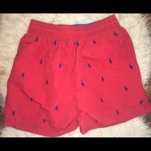 Other - Men's Ralph Lauren polo swim shorts Sz small